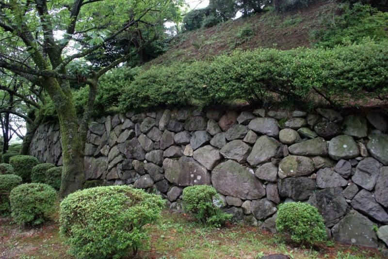 宮崎城⑥/石垣