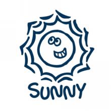 Sunny skateboard