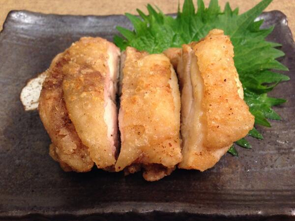 鶏の山椒焼き