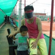 久々テニス