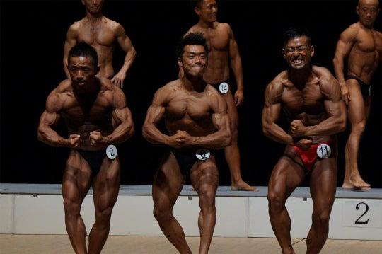 duke13のブログ2014 東京クラス別ボディビル選手権結果 男子コメント