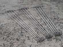マンホール開閉に使う手カギ棒を製作して発送