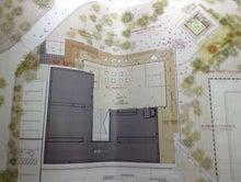 和室のある美術館の図面枚方市