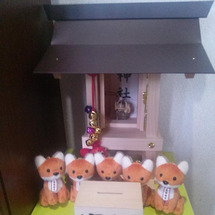 私設神社高橋稲荷!
