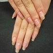 ネイルモデル/爪の状…