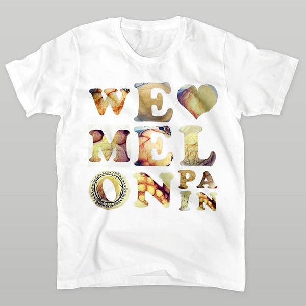 メロンパンTシャツ