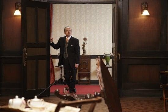 【魔戒ノ花・撮影秘話】第15話「紅茶」03