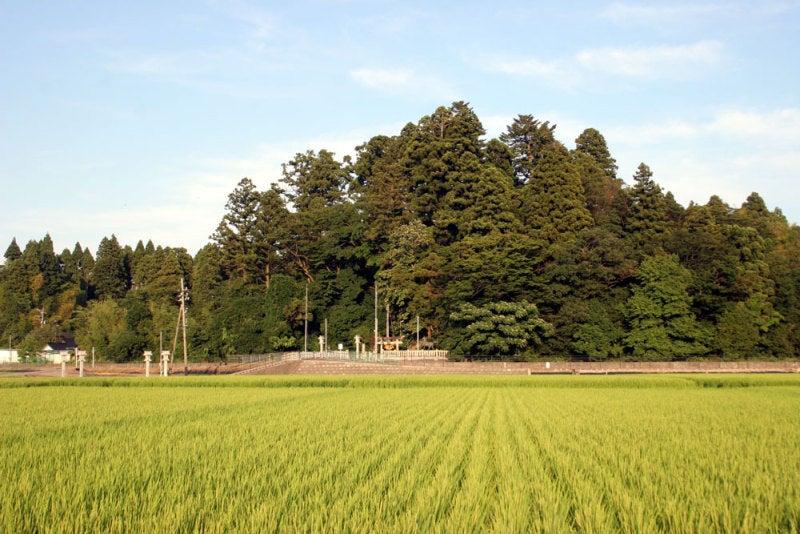 日宮城①/遠景