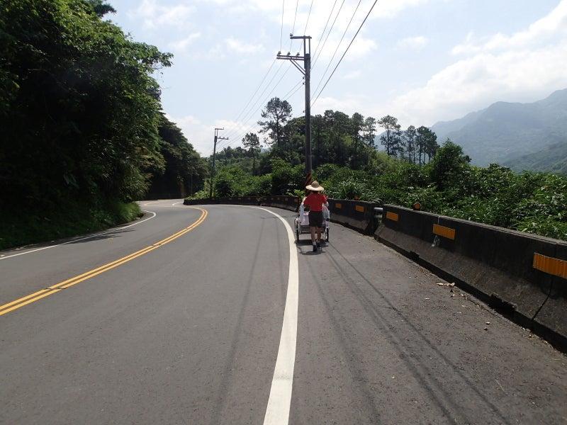 最後の山道
