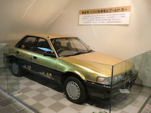自動車博物館⑲
