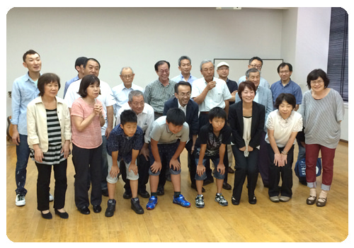 山中ギター教室発表会