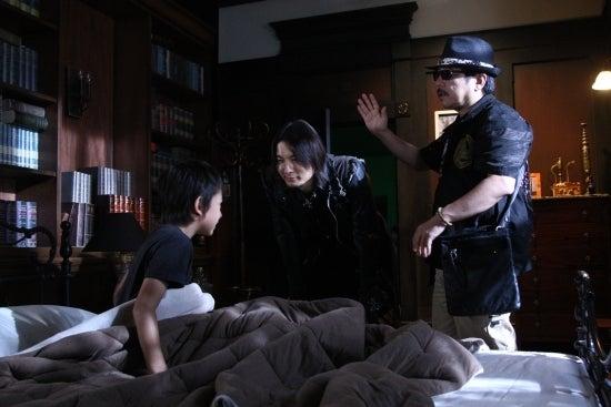 【魔戒ノ花・撮影秘話】第17話「少年」02