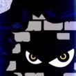 壁から覗く「目」の正…