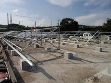 太陽光発電(ソーラーパネル)の架台