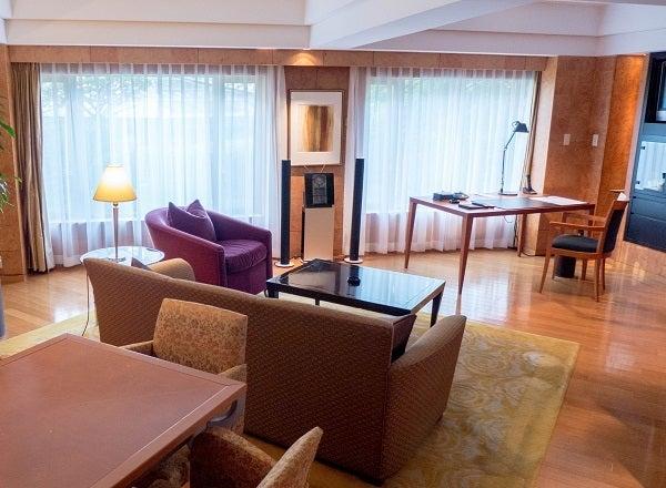 GRAND HYATT FUKUOKA Diplomat Suite 201408 1