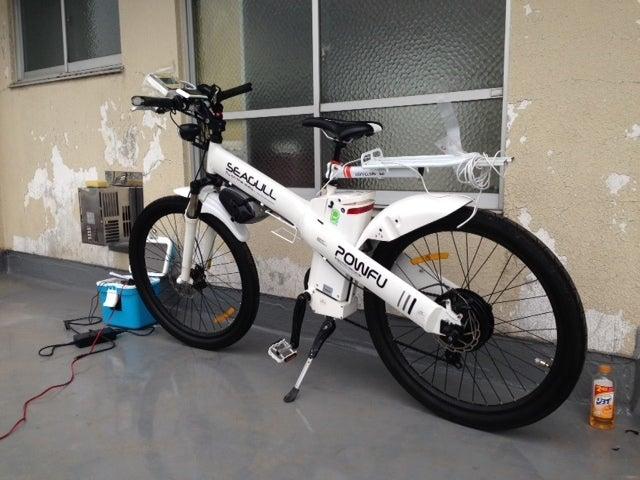 シーガルは電動アシスト自転車 ...