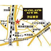 GG渋谷 地図