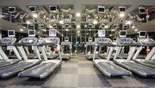 GG渋谷 カーディオトレーニングエリア