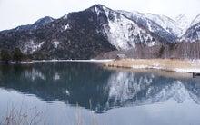 冬の湯ノ湖