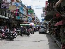 パタヤの街中