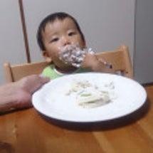 マオ、1歳誕生日