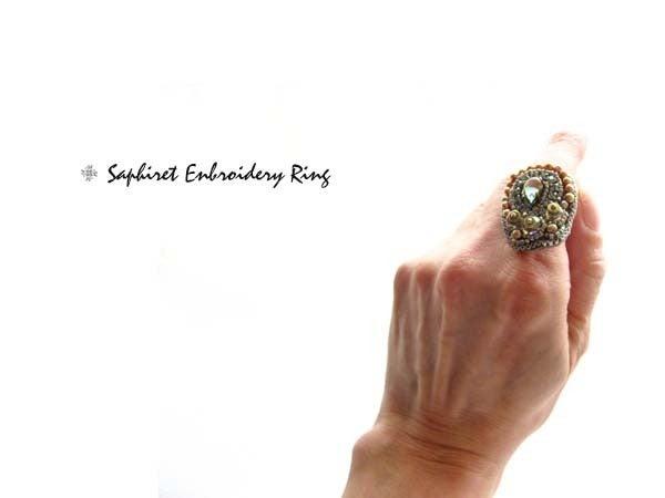 サフィレット指輪/リング