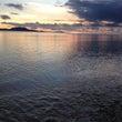 伊野田の夕陽