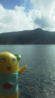 芦ノ湖なっしー