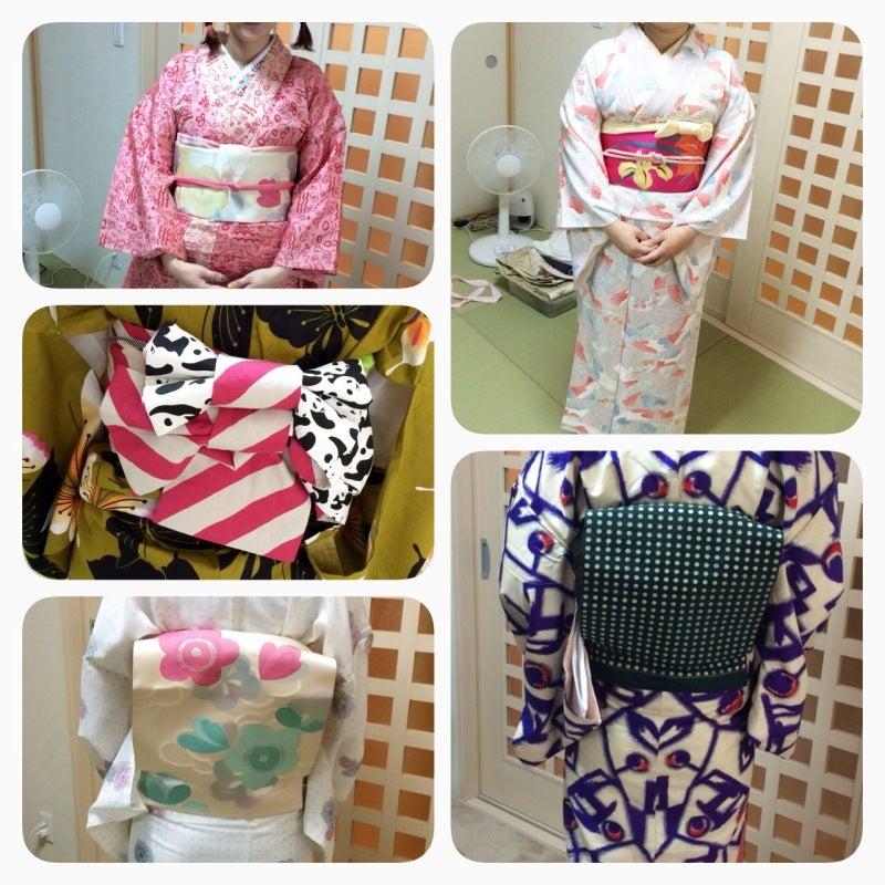 大阪着物の着方教室