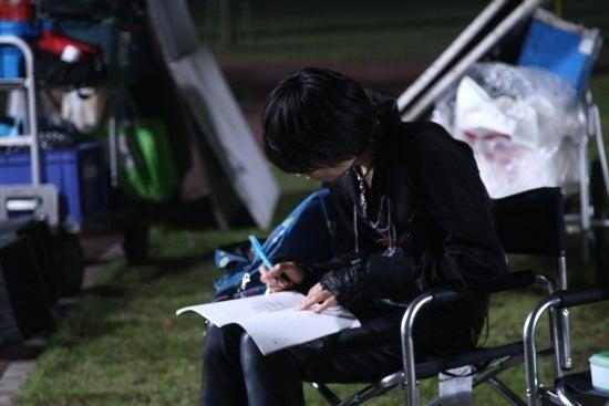 【魔戒ノ花・撮影秘話】第20話「鉄人」08