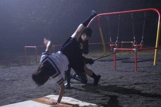 【魔戒ノ花・撮影秘話】第20話「鉄人」06