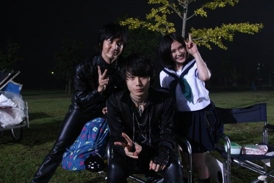 【魔戒ノ花・撮影秘話】第20話「鉄人」09