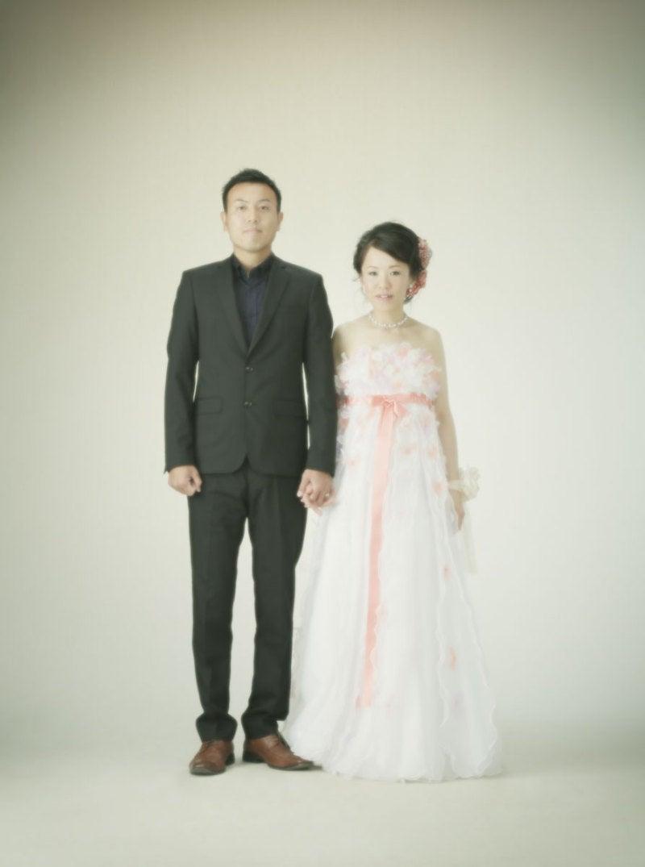 結婚10年目のツーショット