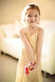 smile of child
