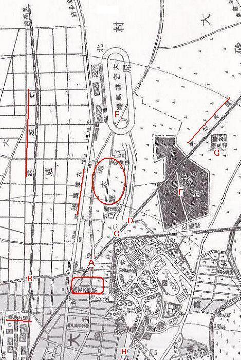 昭和7年大宮町全図2