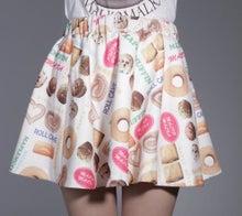 スイーツラッピングスカート