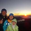 富士山 初登頂!