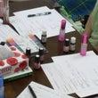アロマ教室レポート。…