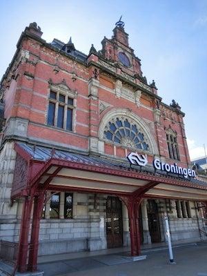 グロニンゲン駅