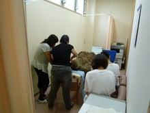 病院アロママッサージ研修