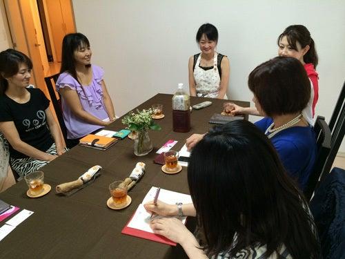 起業女子のランチ交流会