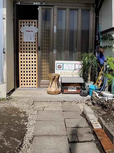 新店舗へのアクセス 玄関
