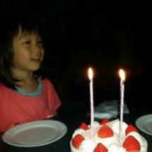 四歳(9月2日)