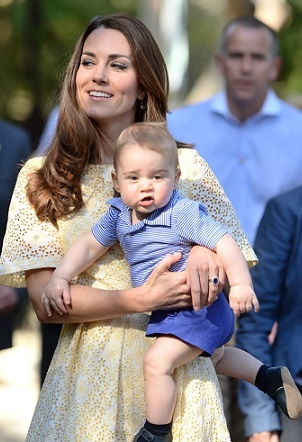 kate and george1