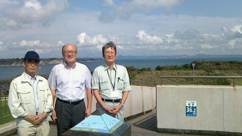 城ケ島1_展望台からの眺望