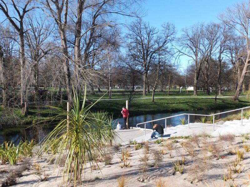 クライストチャーチ植物園