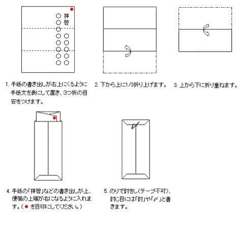 クリスマス 折り紙 封筒 手紙 折り方 : ameblo.jp