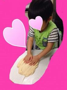 小河里美の画像「パン作り☆」