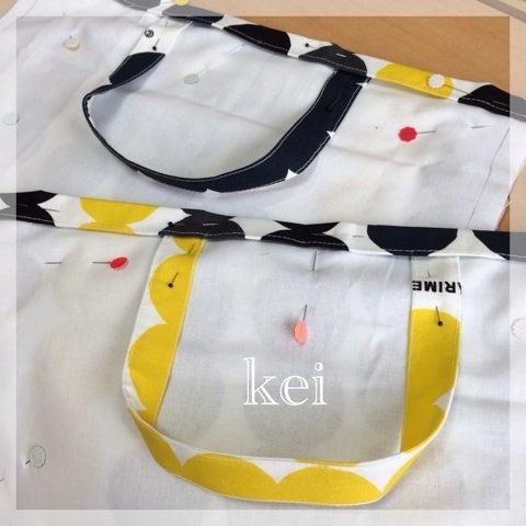 ☆marimekko手作りトートバッグ作り方(2)☆ | ☆アラフォーママ ...