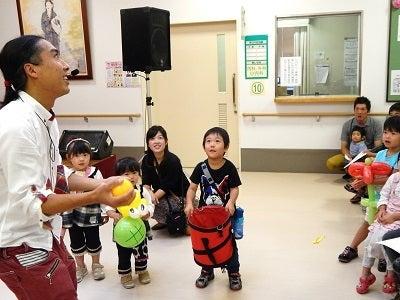 安来第一病院まつり バルーンアート